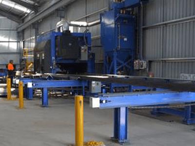 robotic steel processing