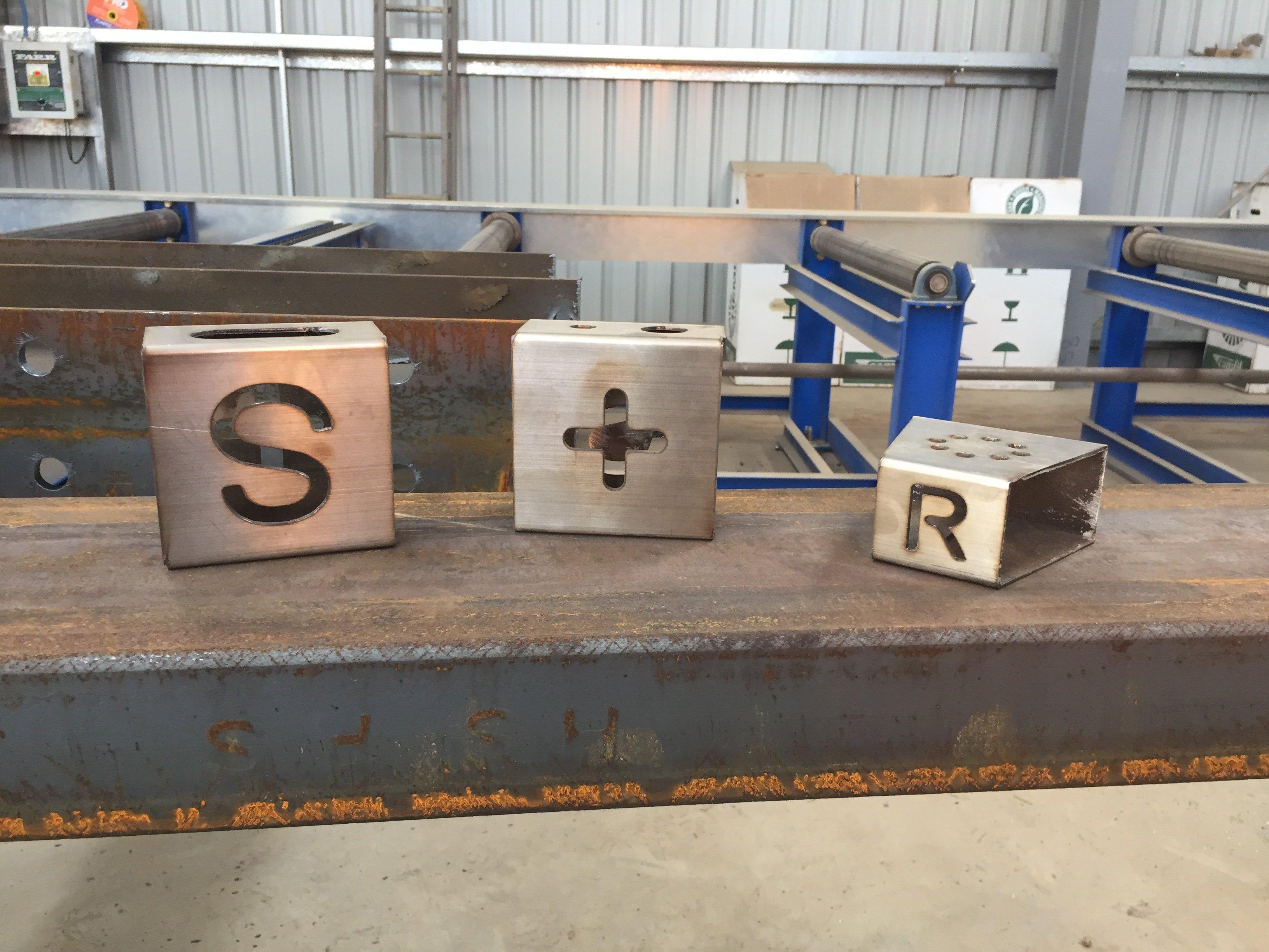 3D Robotic cutting sample 4