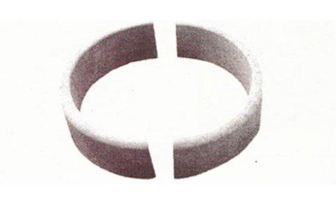 semicerchio in cemento