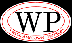 williamstown panels business logo