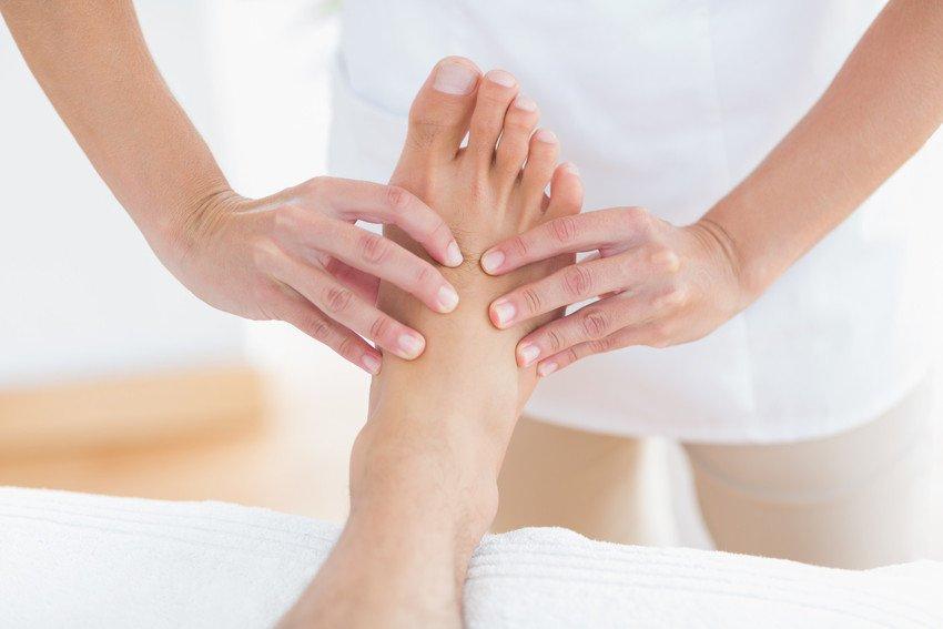 Chiropody treatments
