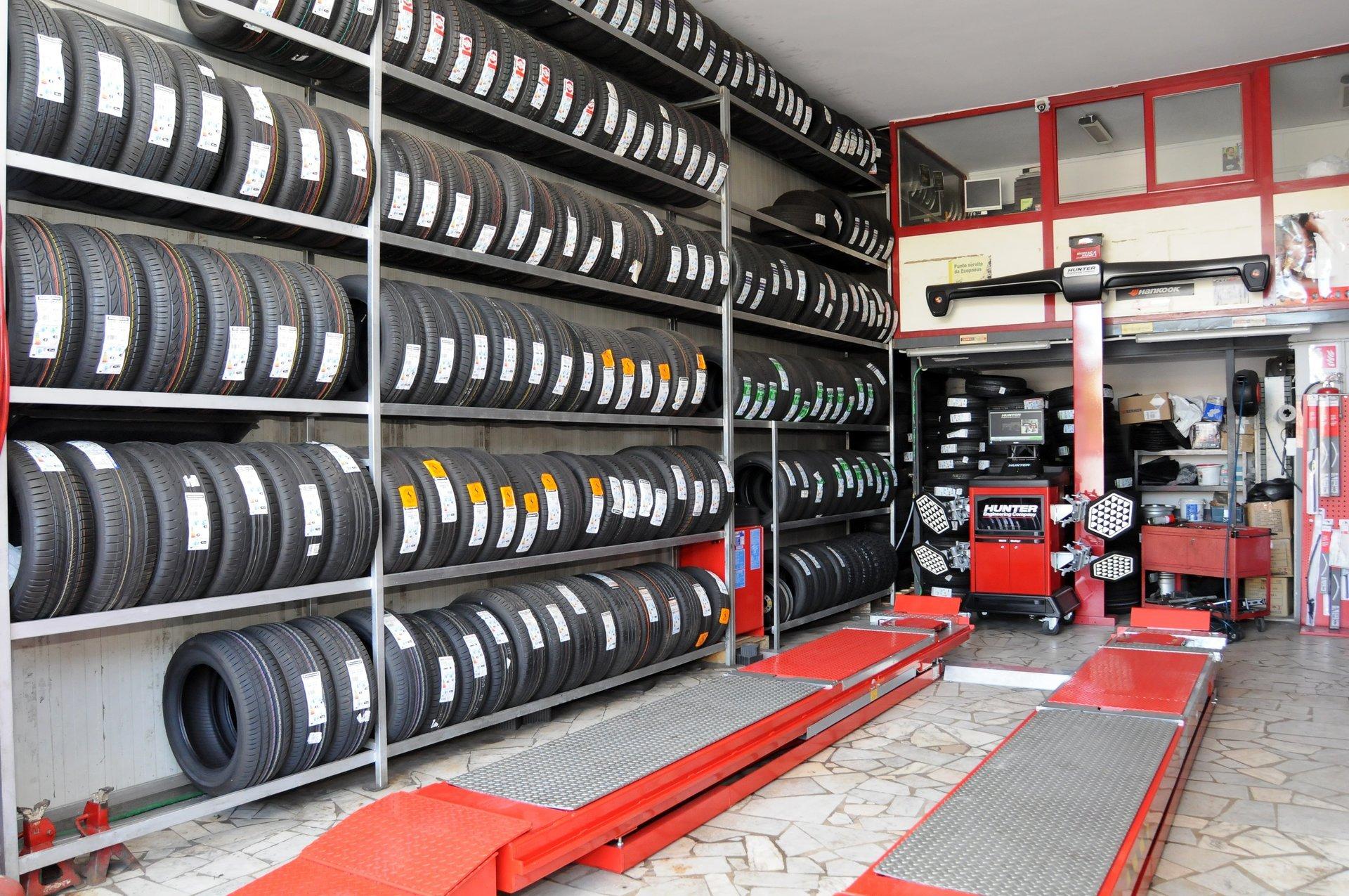 Centro Gomme Moccia - Assistenza pneumatici