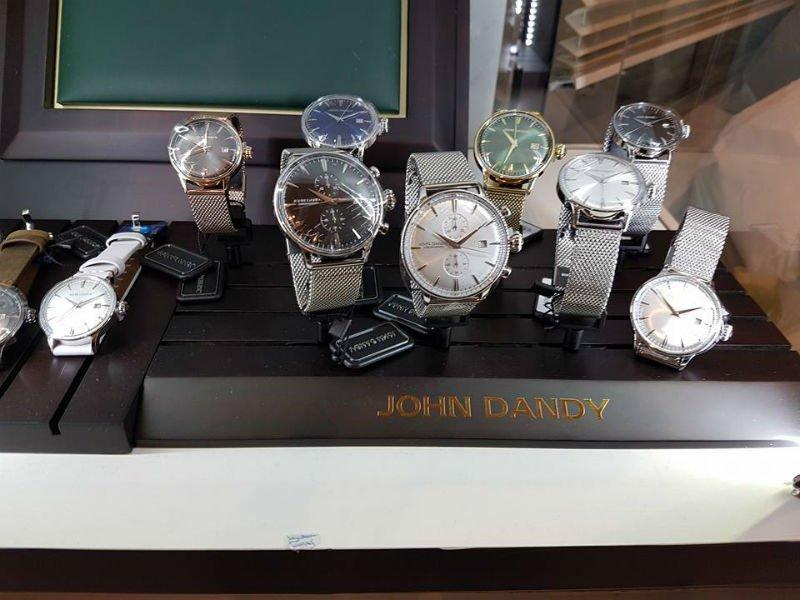 orologi della marca John Dandy