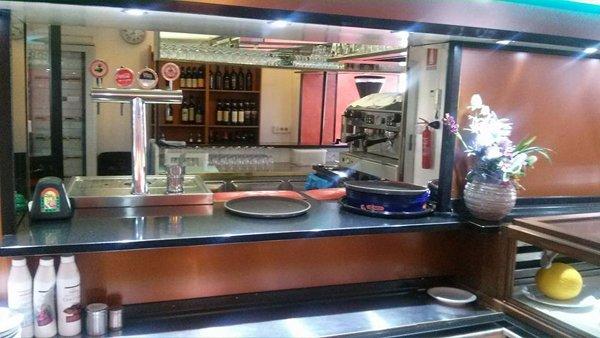 Interno del Ristorante Pizzeria Terra E Mare a Torino