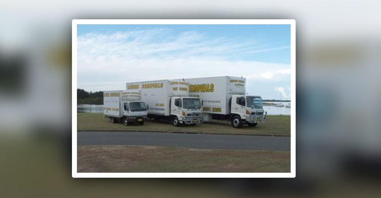 linden removals and storage vehicles