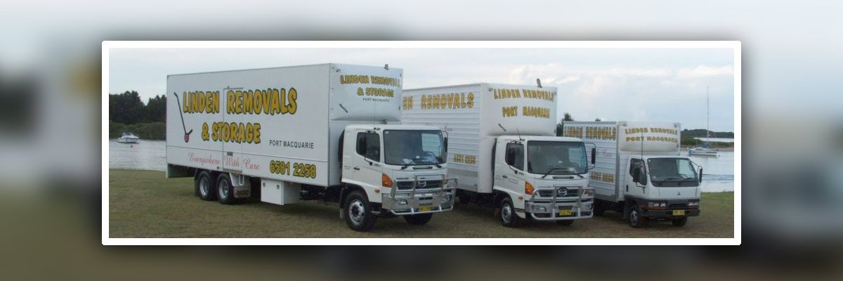 linden removals and storage van