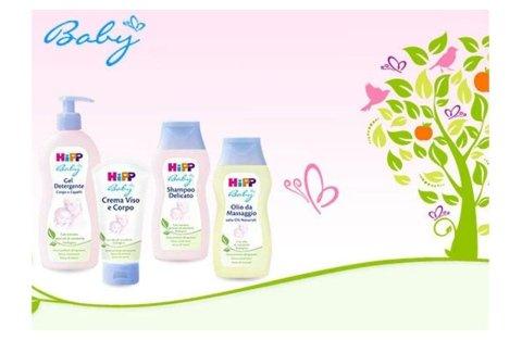 prodotti per neonati hipp