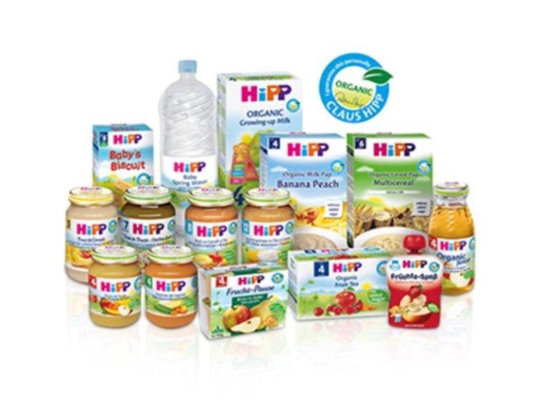 alimenti per neonati hipp