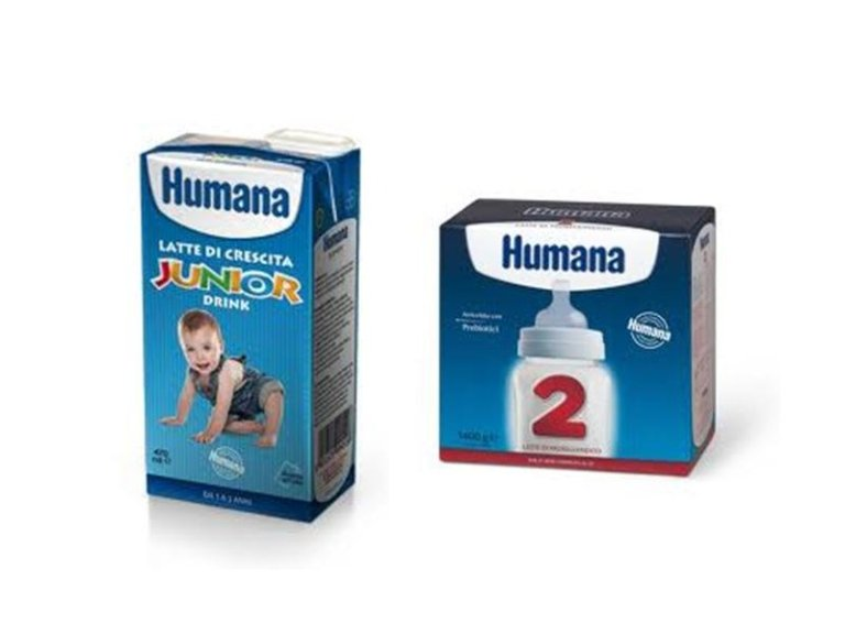 latte humana