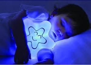lampada notte per bimbi