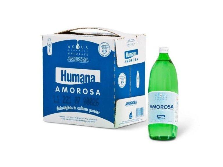 acqua humana