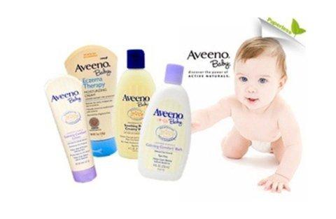prodotti per neonati aveeno