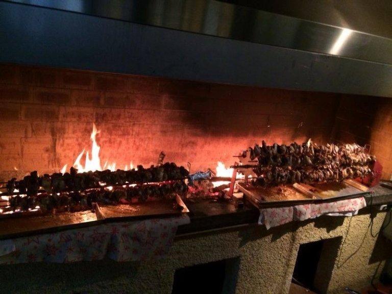 grigliata di carne o pesce