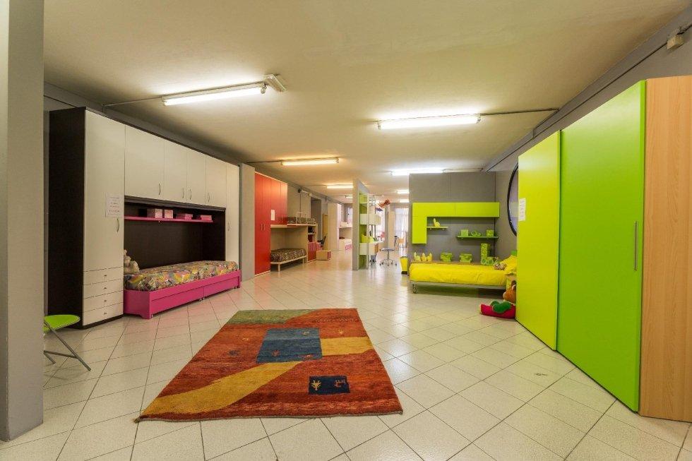 Camerette per bambini firenze showroom arredamenti - Camerette per bambini firenze ...