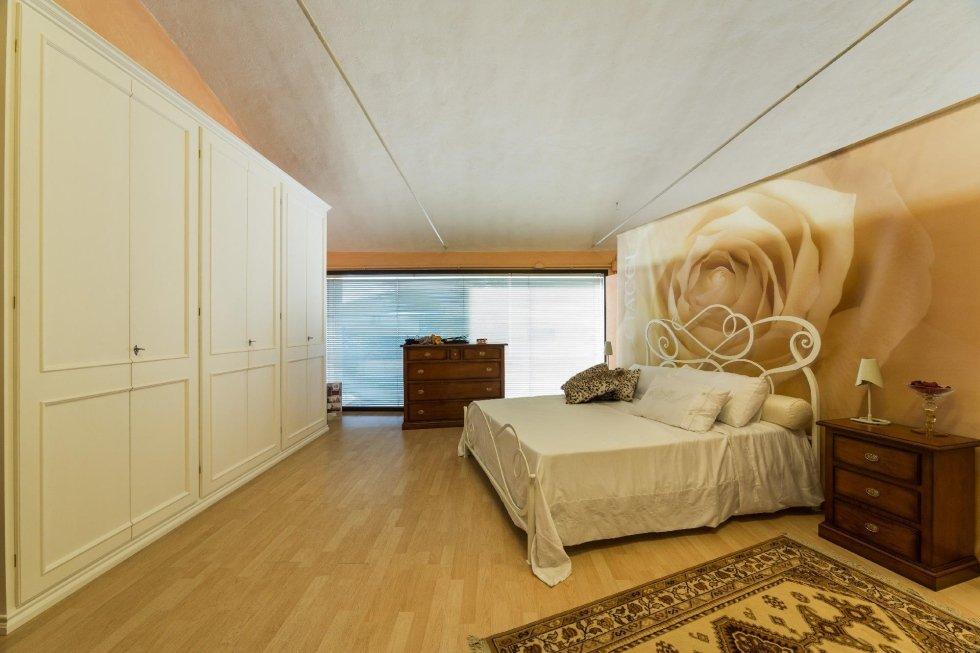 Camera da letto in stile