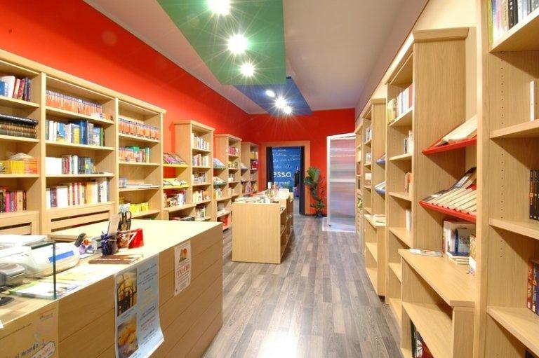 Arredamento libreria
