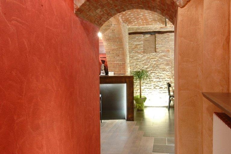 toilettes Bar à vins Antica Torre