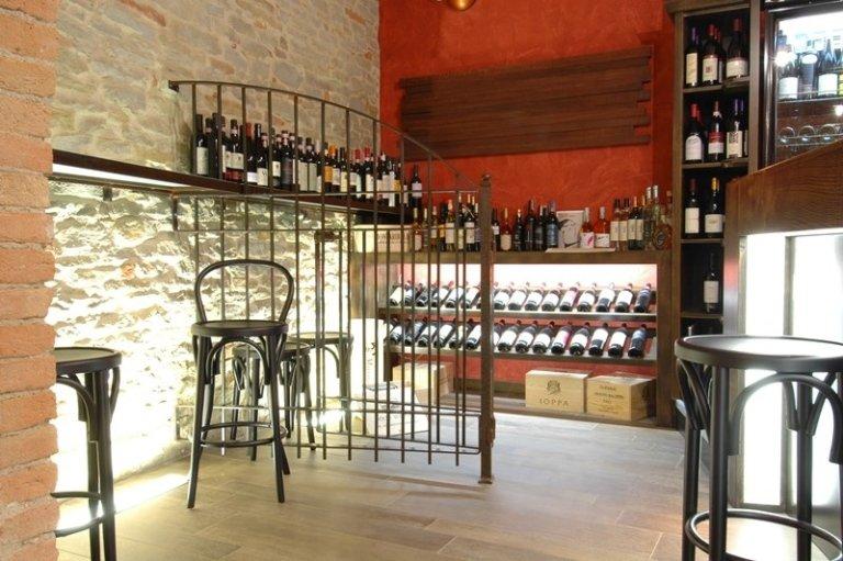 cave Bar à vins Antica Torre