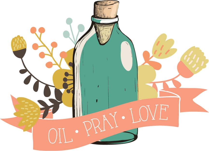 Art Line Young Living : Oil pray love prayer anointing with essential oils