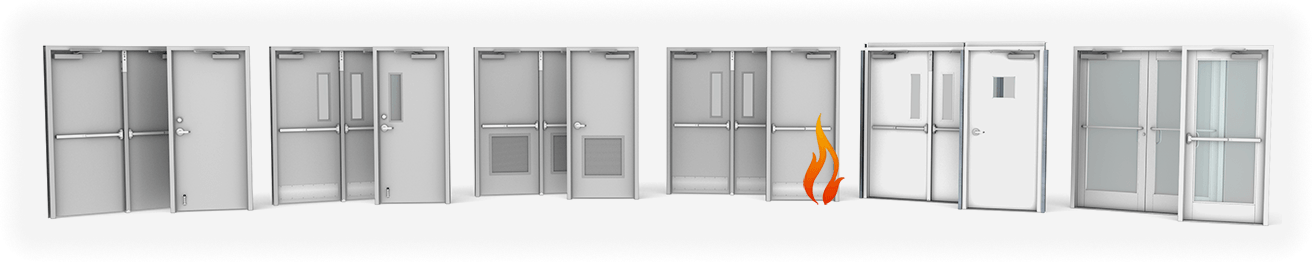Fire Rated Doors And Frames Trusty Facility Services
