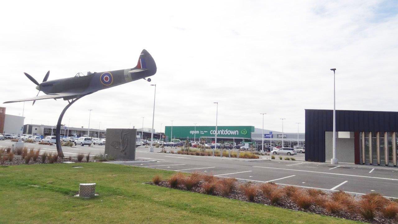Spitfire square