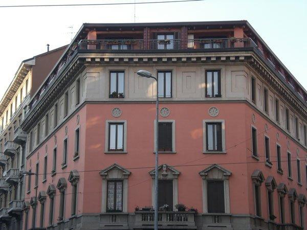facciata vista frontale