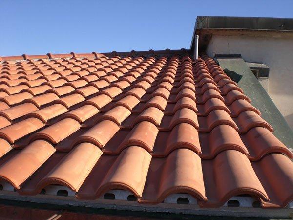 tetto di una casa