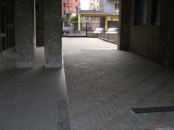 pavimento in una casa