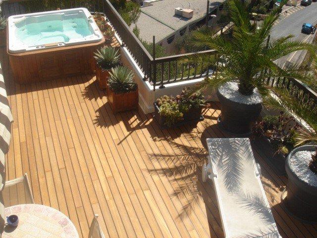 installazione di piscine da balcone a Milano