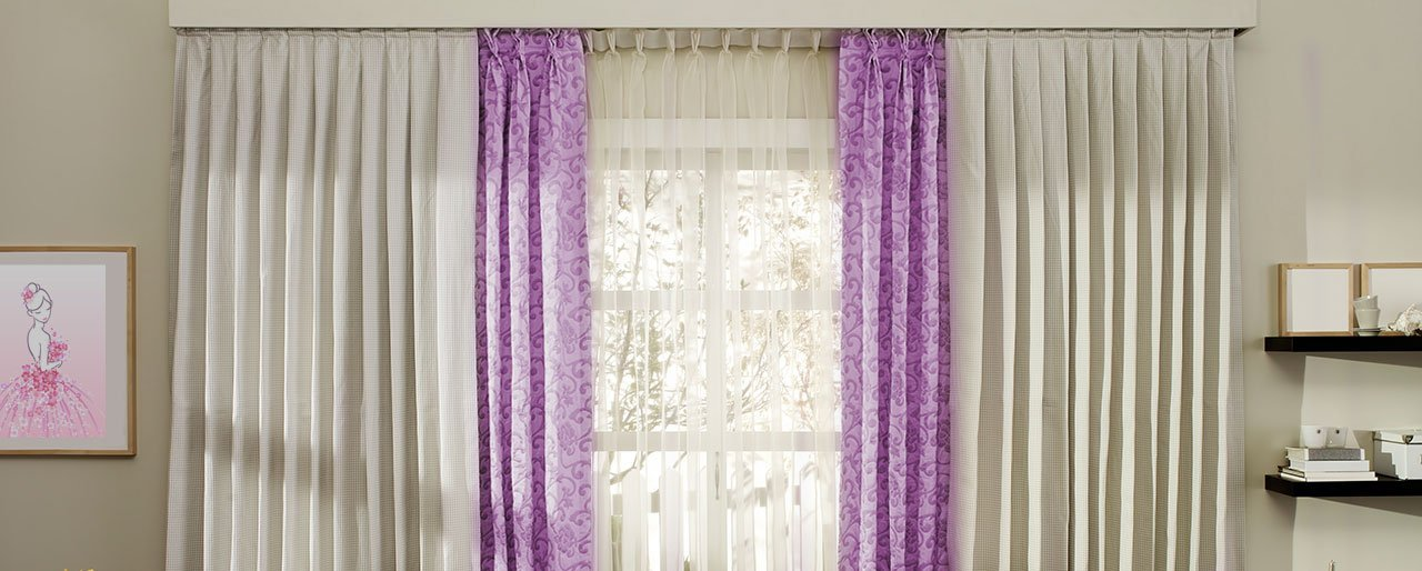 Beautiful Handmade Curtains And Blinds In Camberley
