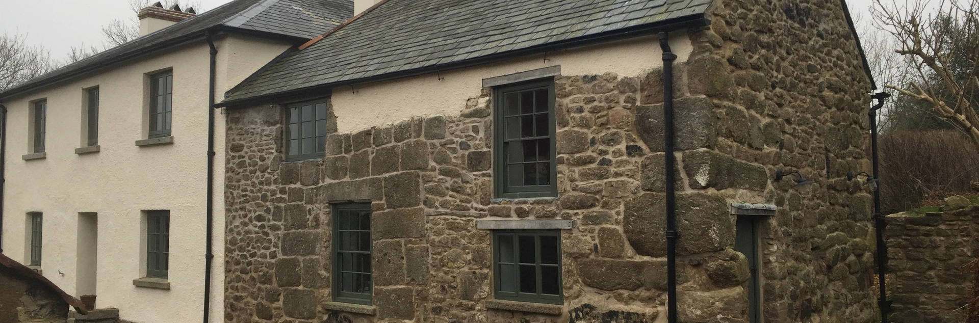 A 16th Century Barn Conversion in Dartmoor National Park