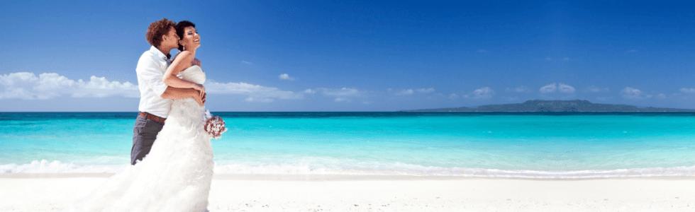 spiaggi, sposi, relax, viaggio di nozze