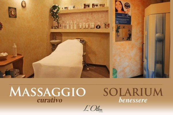 L'Oltre parrucchieri estetica solarium