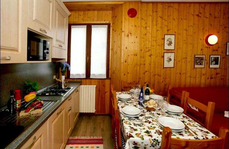 Apartment Camoscio (Gämse)