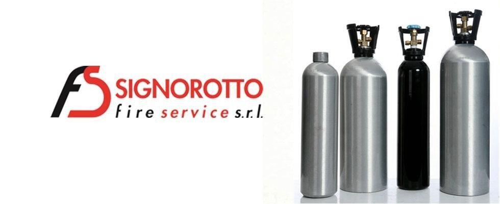 CO2 Alimentare Signorotto Service a Latina