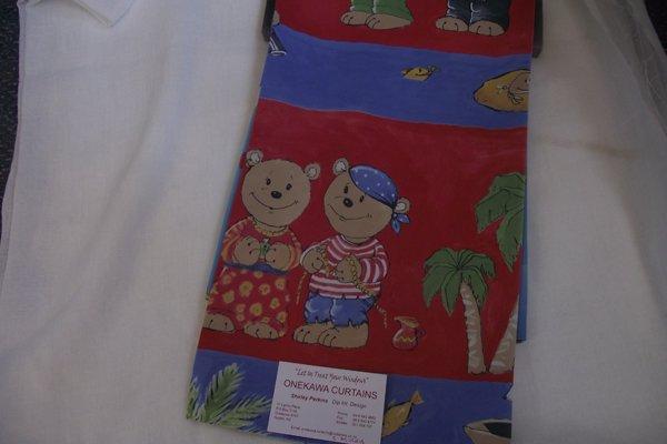 Furnishing fabrics for kids
