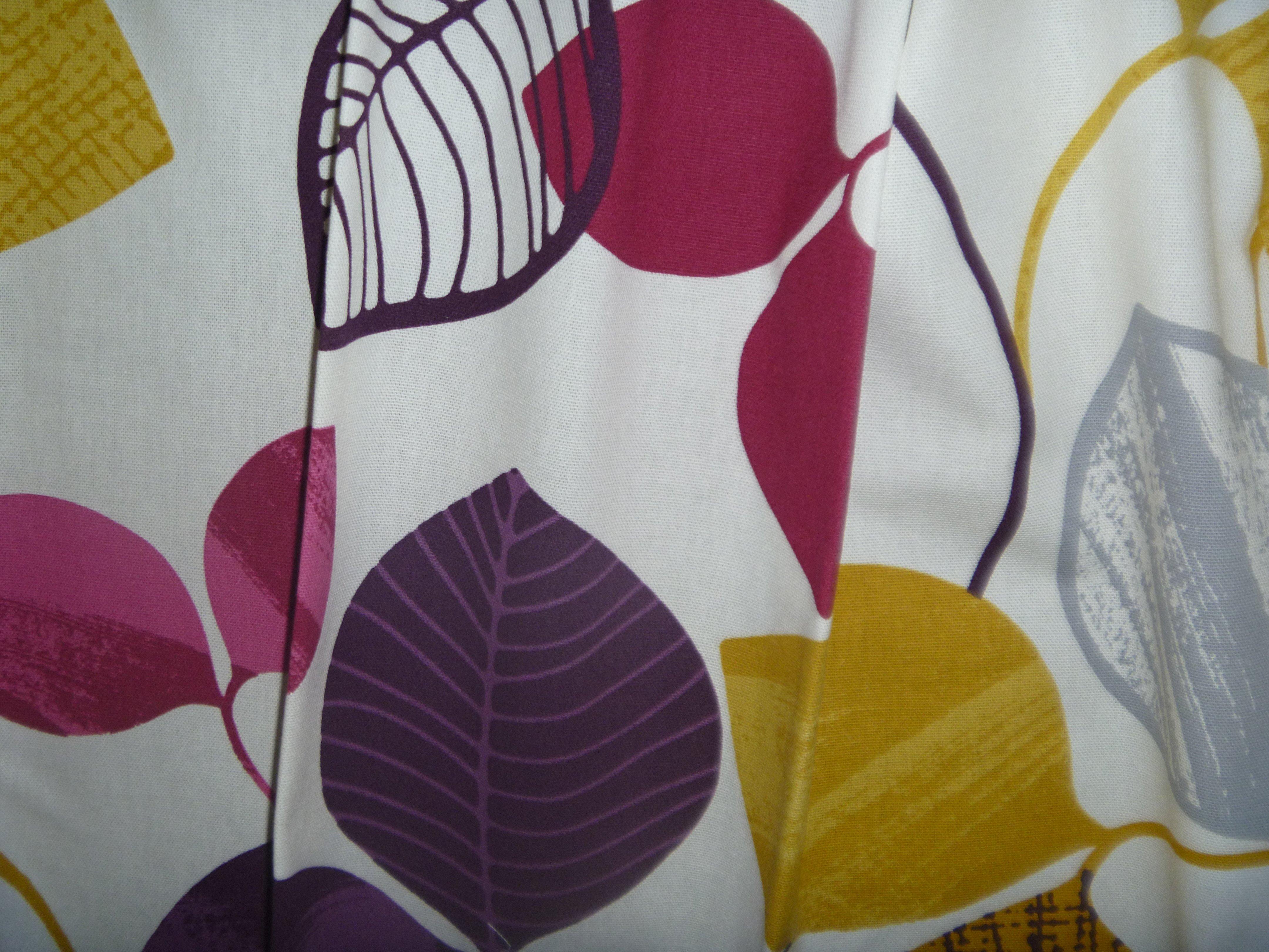 Big leaf Furnishing fabric