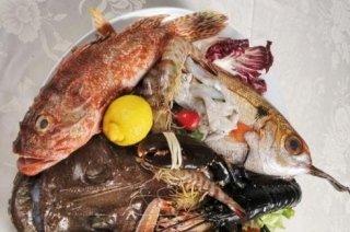 Varietà di pescato
