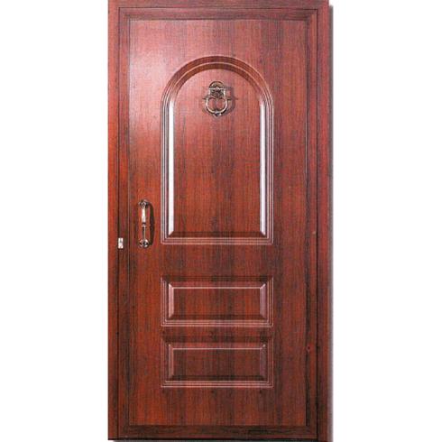 porte in legno naturale