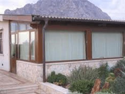 finestre ampie case private