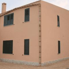 persiane, edificio completo, installazione persiane