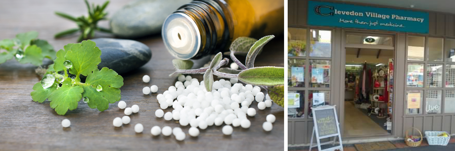 Natural medicines in Clevedon as part of pharmacy services