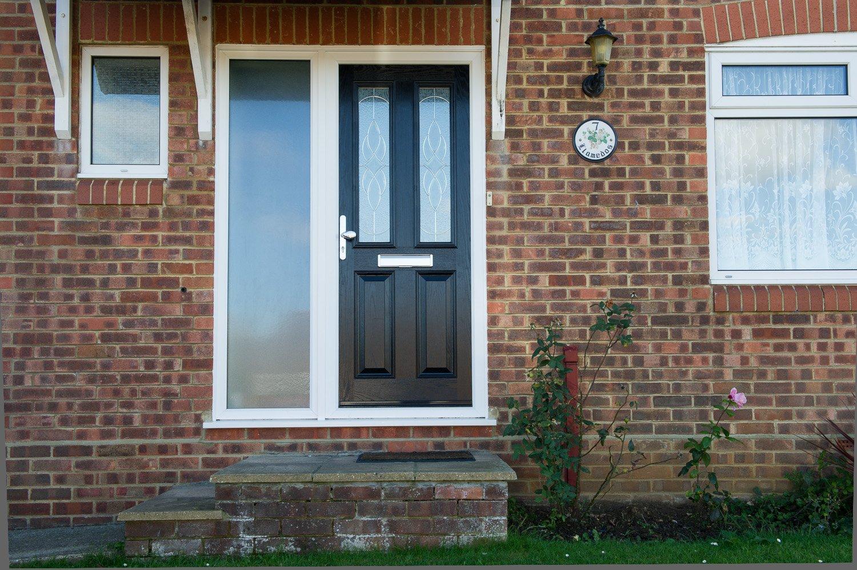 porches door
