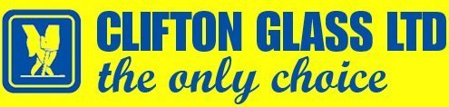 Clifton glass ltd logo