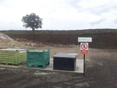 Numero di autorizzazione per recupero materiali da demolizione
