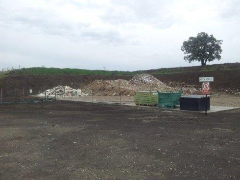 Impianto per il recupero dei materiali da demolizione