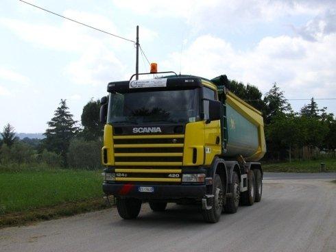 Camion trasportatori