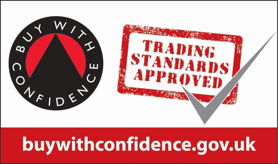 TRADING STANDARDS APPROVED Company Logo