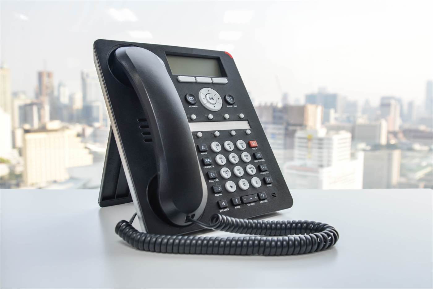 what is a hosted pbx system