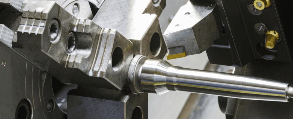 tornitura CNC